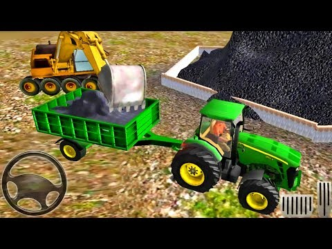 Truck Simulator : Construction Vehicles - Builder Road | Android GamePlay