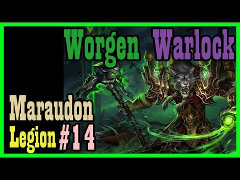 The flood waters of Thousand Needles WEP #14 [Legion World of Warcraft Let's Play]