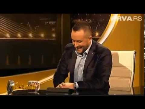 Dragan Gagi Jovanović kao Di Džej Dži kod Ivana Ivanovića