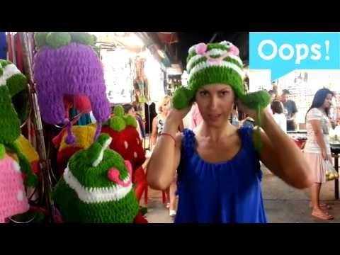 ЧТО КУПИТЬ В ТАЙЛАНДЕ или волкин стрит на Самуи в Тайланде. Покупки в Тайланде. Часть 1.