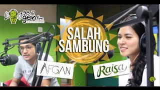 Salahsambung Afgan X Raisa Extended Version