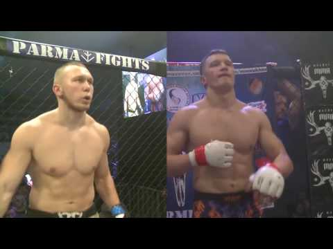 Parma Fights 7: NordicMMA (Nikita Prytkov Vs Alexander Vorobyev)