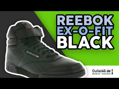 Reebok EX-O-Fit Hi l Wie Nike Air Force 1? DEUTSCH l Review l On Feet l Overview l Outlet46