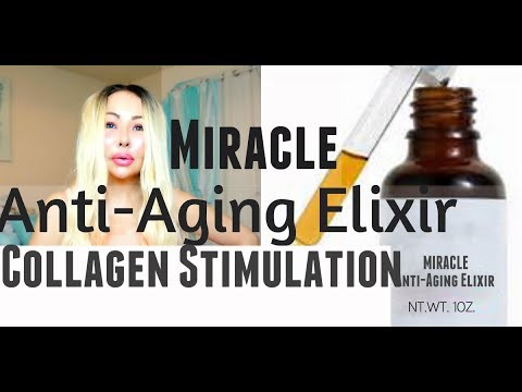 This MIRACLE OIL FIRMS-Plumps-Stimulates Collagen & Deeply Hydrates Skin PLUS GIVEAWAY