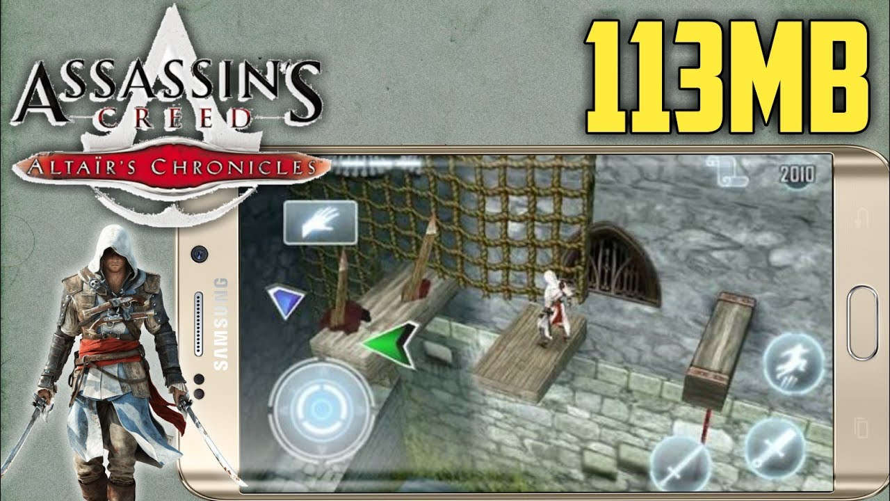 assassin creed altair chronicles android download free