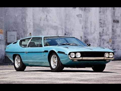 1968 Lamborghini Espada 400 Gt Series 1 Youtube