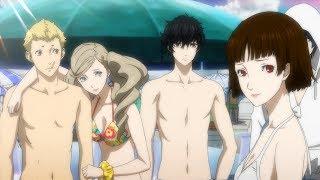 Persona 5 - Beach Trip