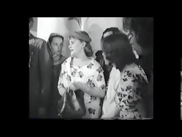 Цепная реакция (1962).  Отрывок.
