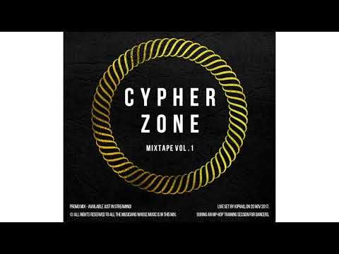 KipRaq - Cypher Zone Vol.1