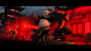 Kung fu panda 2-Battle between Po and Shen39s army