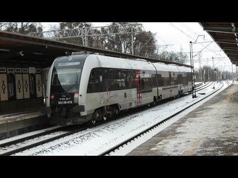 Pesa SA136-016   Gdańsk Oliwa [17.01.2018]