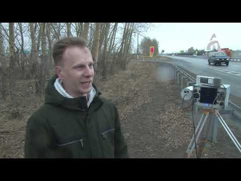 Уже три разбойных нападения на оператора камер фиксации скорости зарегистрировано в полиции