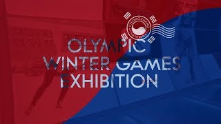 OMEGA at PyeongChang 2018 – Olympic Winter Games Exhibition in Seoul