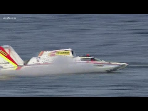 Hydroplane races set to go at Seafair