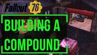 Fallout 76 - The Perfect Compound Design (Settlement Building)