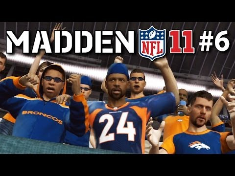 Seahawks vs. Broncos SUPER BOWL -- Madden NFL #6