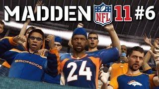 Seahawks vs. Broncos SUPER BOWL -- Madden NFL #6