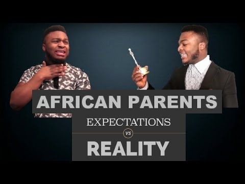African Parents | Expectations VS Reality (OSCARS 2017)