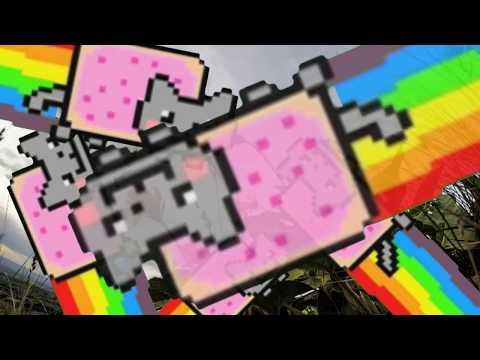 Nya-rude CatStorm (Darude sandstorm Cat Remix!!!)