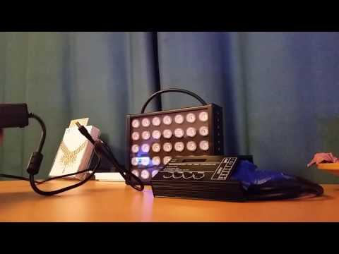DIY LED Reef Lights with controller TC420