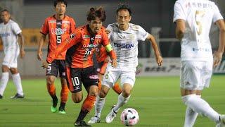 レノファ山口FCvs松本山雅FC J2リーグ 第18節