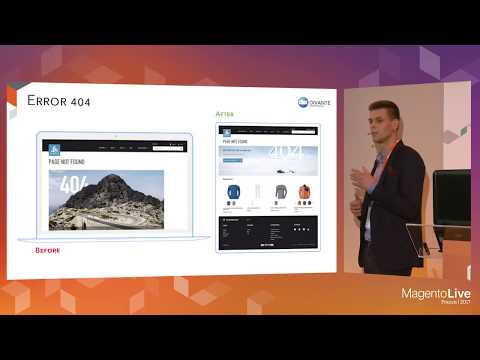 How to Increase Your Conversion Rate by 103% in the Fashion Industry? - Divante | Magento Live FR