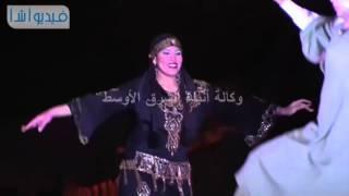 بالفيديو: رقصات فرقة رضا للفنون الشعبية فى افتتاح مهرجان الأقصر الأفريقى