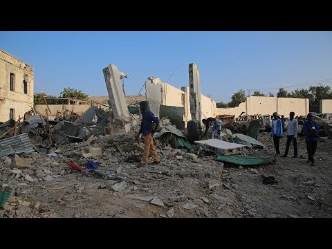 Death toll rises to 45 from twin bomb attacks in Somalia