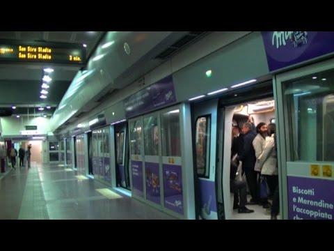 Milano, aprono 5 nuove stazioni Metro 5 Lilla: c'è anche San Siro