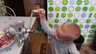 Готовим дома,суп с фрикадельками