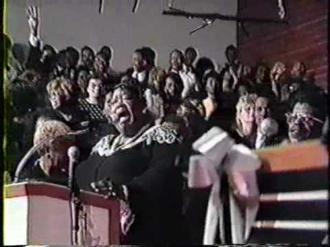 James Cleveland funeral ( choir medly)