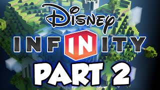 Disney Infinity 2 - Blitz Box - Part 2 - American Bedroom! (hd) (toy Box)