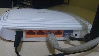 como instalar roteador TP-LINK