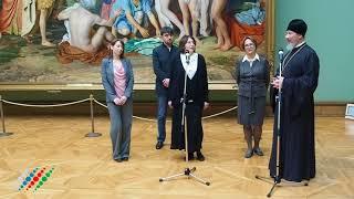 Азербайджанский реставратор Иван Салахов раскрыл тайну картины русского художника
