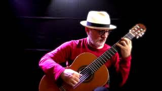 O'Carolan's Concerto - Turlough O'Carolan (Michael Lucarelli, guitar)