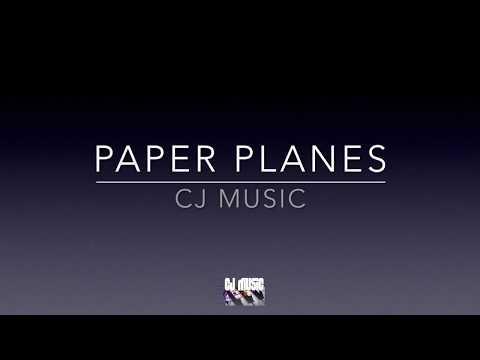 Hoseah Partsch Paper Planes - EPIC backing track / karaoke