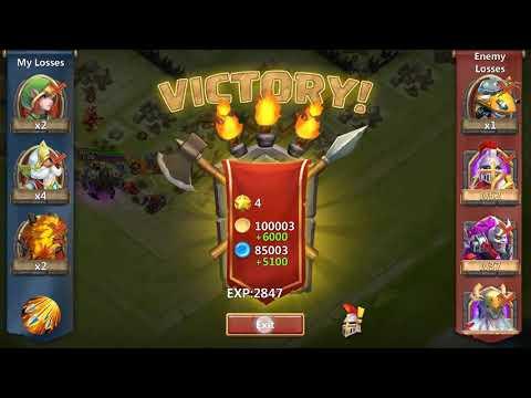 Castle Clash Cara Main Game Yang Benar....?, No 1