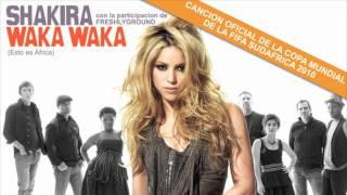Waka Waka - Der offizielle WM-Song 2010 von Shakira