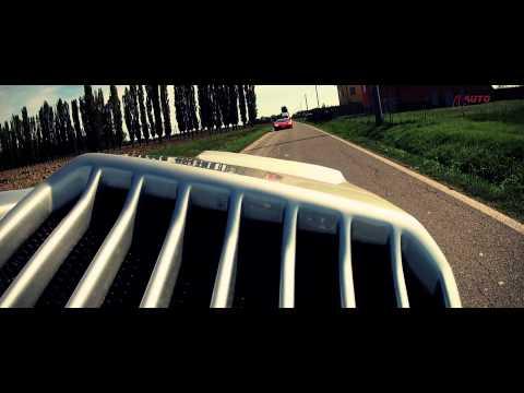 AutoEmotionenTV - Lamborghini Countach vs. Aventador Review, Fahrbericht