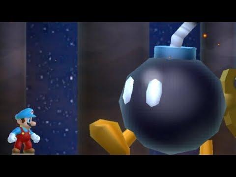 Newer Super Mario Bros Wii Walkthrough - Part 7 - Starry Skies