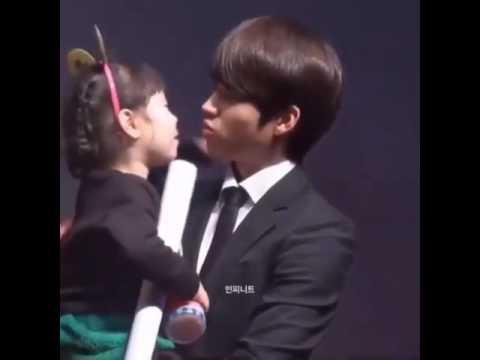 Nam WooHyun (INFINITE) Kiss 😍