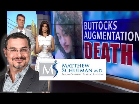 Death After Illegal Buttock Injections in New York City - Schulman Plastic  Surgery
