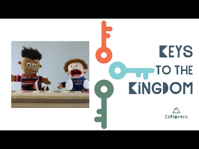 Explorers: Keys to the Kingdom | June 14th