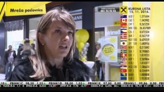 Otvorenjem poslovnice u Tuzli Raiffeisen banka nastavlja širiti svoju mrežu