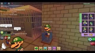 Ultra Paper Mario: Movie 1- Part 1| Roblox