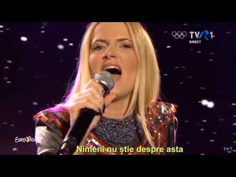The Humans Goodbye The Winner of Eurovision Romania 2018