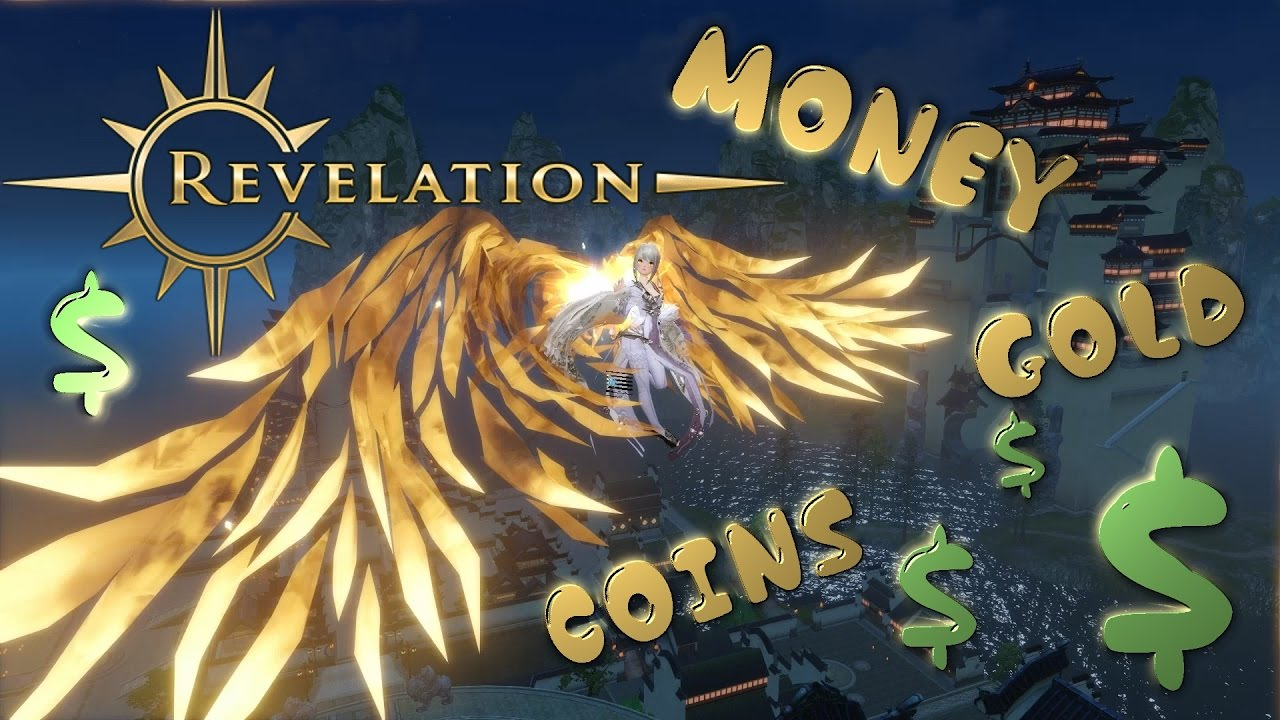 Revelation Online: How to make gold (Imperial coins)