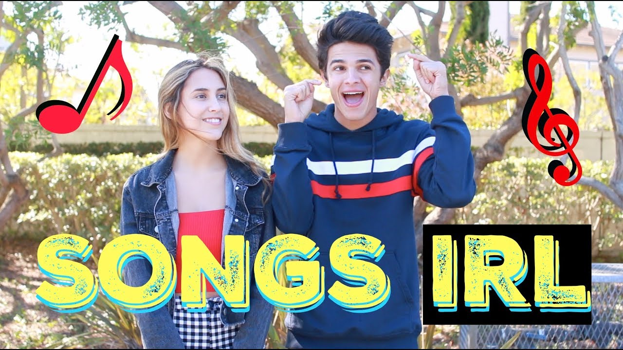 Funny Things You Learn in School | Brent Rivera - YouTube