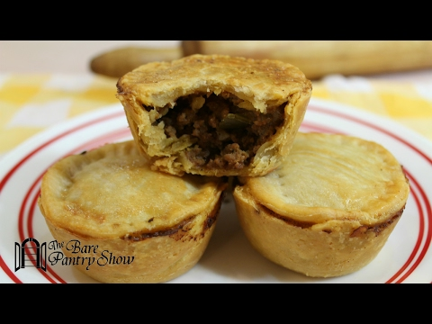 How to Make Belizean Meat Pies