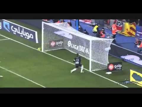 The cracks begin to show with Messi 2013.mov